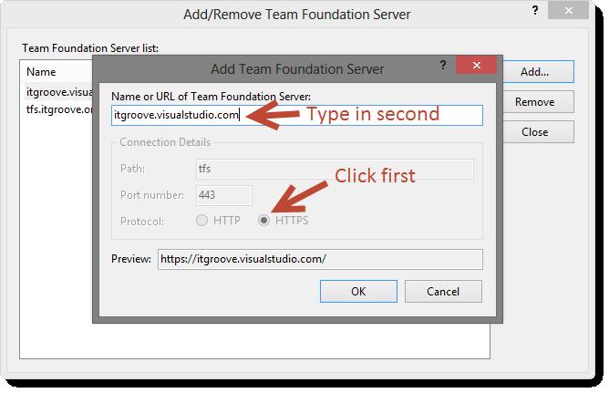 Add-Remove-Team-Foundation-Server