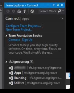 Team-Explorer-Connect